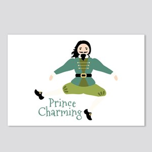 Prince Charming Postcards (Package of 8)