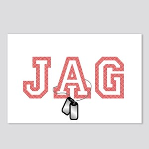 jag Postcards (Package of 8)
