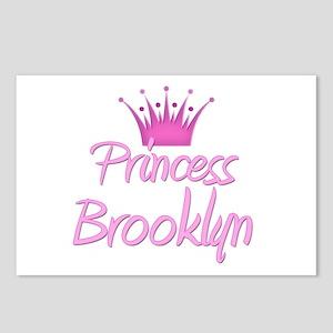 Princess Brooklyn Postcards (Package of 8)