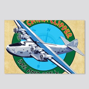 China Clipper Postcards (Package of 8)