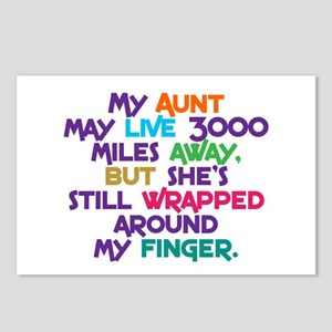 Wrapped Around My Finger Postcards (Package of 8)