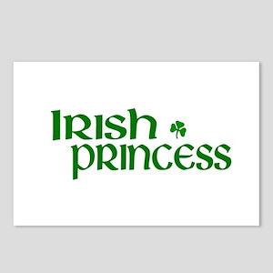 Irish Princess Postcards (Package of 8)