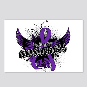 Epilepsy Awareness 16 Postcards (Package of 8)