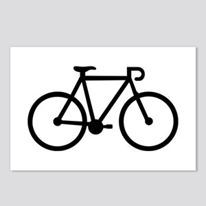 Bicycle bike Postcards (Package of 8)