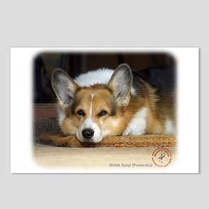 Welsh Corgi Pembroke 9R022-030_2 Postcards (Packag