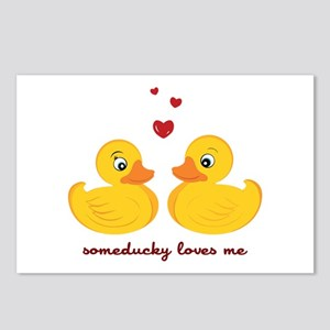 Someducky Loves Me Postcards (Package of 8)