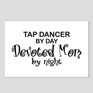Tap Dance Devoted Mom Postcards (Package of 8)