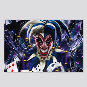 Jester Postcards (Package of 8)