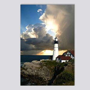 Lighthouse Beacon Postcards (Package of 8)