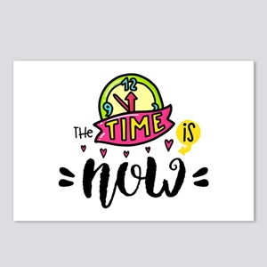 The Time Is Now Postcards (Package of 8)