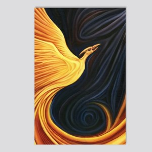 Phoenix Rising Postcards (Package of 8)