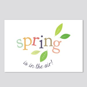 Spring In The Air Postcards (Package of 8)