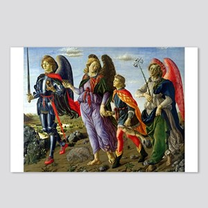 Francesco Botticini - Three Archangels and Tobias