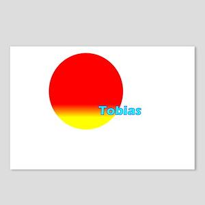 Tobias Postcards (Package of 8)