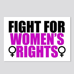Women's Rights Postcards (Package of 8)