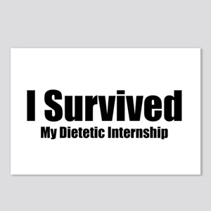 Dietetic Intern Postcards (Package of 8)