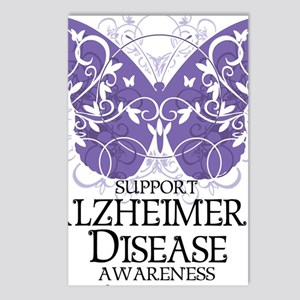 Alzheimers-Butterfly Postcards (Package of 8)
