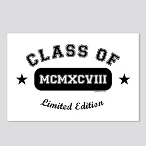 Class of 1998 Postcards (Package of 8)