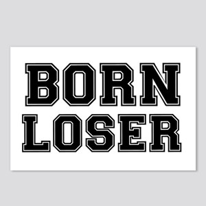 BORN LOSER 2 Postcards (Package of 8)