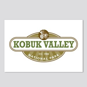 Kobuk Valley National Park Postcards (Package of 8