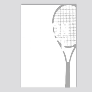 tennisWeapon1 Postcards (Package of 8)
