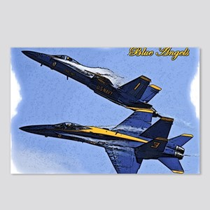 CP.Blues_142.16x20.poster Postcards (Package of 8)
