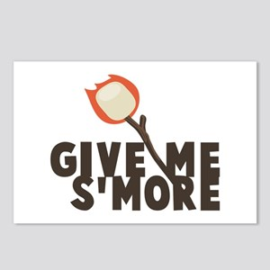 Give Me Smore Postcards (Package of 8)