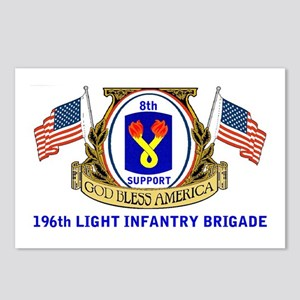 8th SUPPORT BATTALION Postcards (Package of 8)
