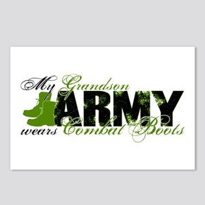 Grandson Combat Boots - ARMY Postcards (Package of