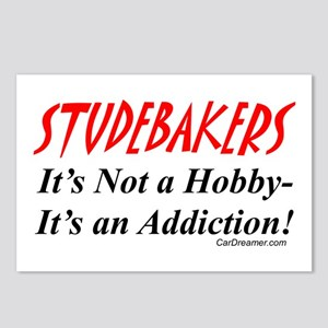 Studebaker Addiction Postcards (Package of 8)