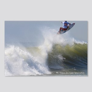Quicksilver Surfing Postcards (Package of 8)