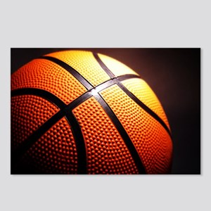 Basketball Ball Postcards (Package of 8)