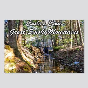 Great Smoky Mountains Cal Postcards (Package of 8)