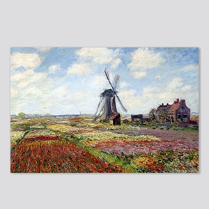 Monet Postcards (Package of 8)