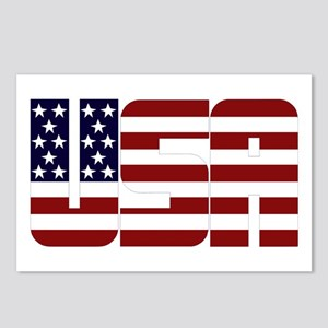 USA Postcards (Package of 8)