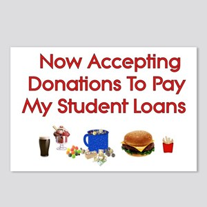 Student Loan Donations Postcards (Package of 8)