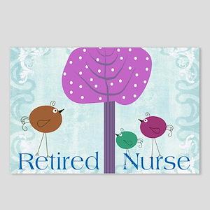RN blanket 6 Postcards (Package of 8)