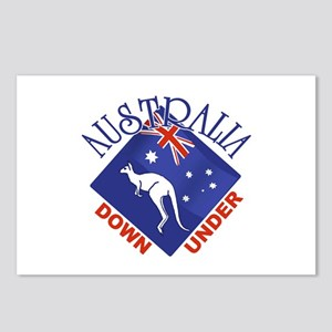 Australia Down Under Postcards (Package of 8)