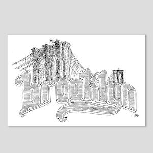 6-brooklyn Postcards (Package of 8)