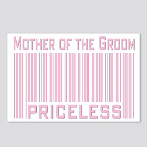 Mother of the Groom Priceless Postcards (Package o