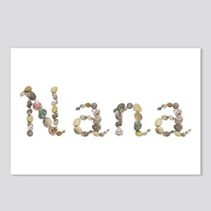 Nana Seashells Postcards 8 Pack