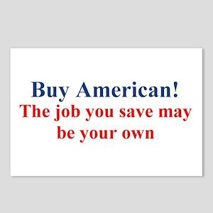 Buy American Postcards (Package of 8)