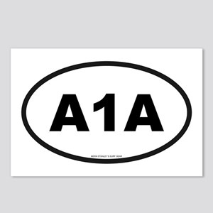 Florida A1A Postcards (Package of 8)