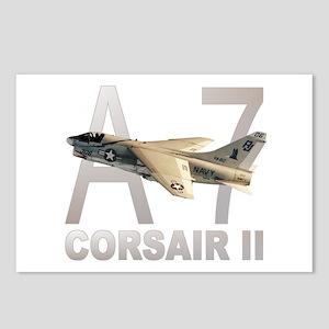 A-7 CORSAIR II Postcards (Package of 8)