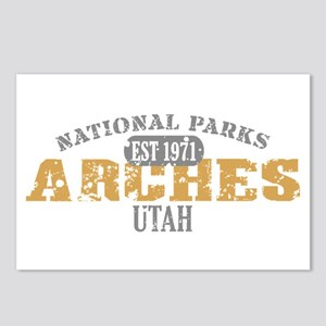 Arches National Park Utah Postcards (Package of 8)
