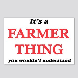 It's a Farmer thing, Postcards (Package of 8)
