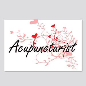 Acupuncturist Artistic Jo Postcards (Package of 8)