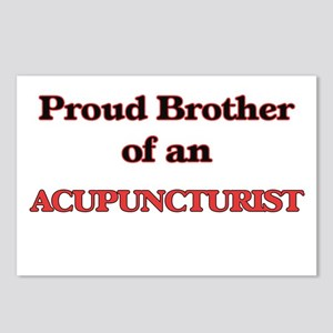 Proud Brother of a Acupun Postcards (Package of 8)