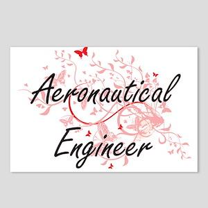 Aeronautical Engineer Art Postcards (Package of 8)