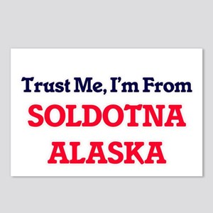 Trust Me, I'm from Soldot Postcards (Package of 8)